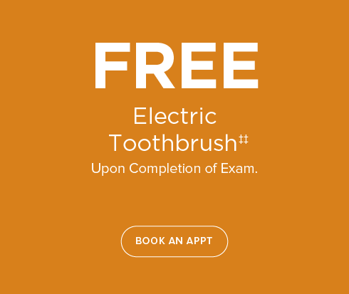 My Kid's Dentist & Orthodontics - Free Electric Toothbrush